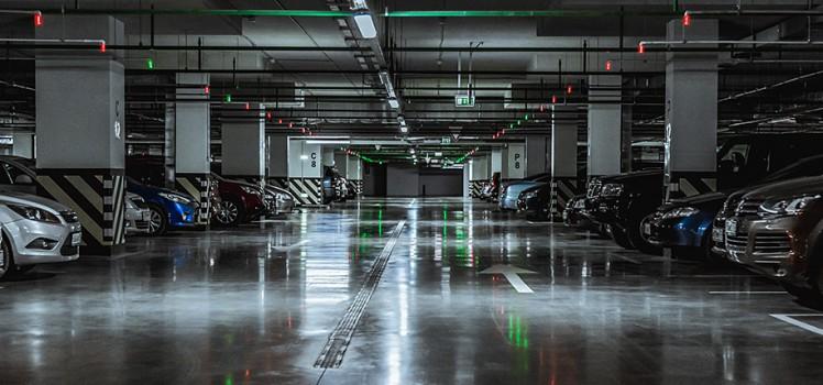 Last Mile Parking Garage