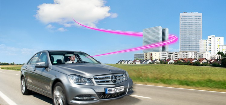 Digital Communication For The Car Trade