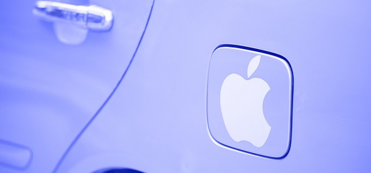 Apple Wants To Control Self-driving Cars